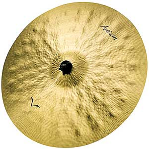 "Sabian 22"" Vault Artisan Ride Light Natural"