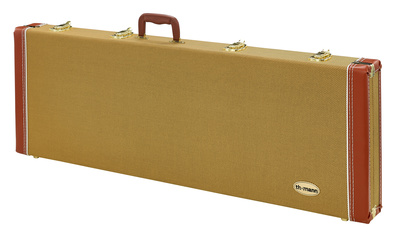 Thomann E-Guitar Case Tweed