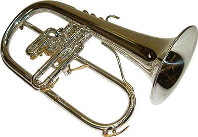 Eclipse Yellow Bell Flugelhorn