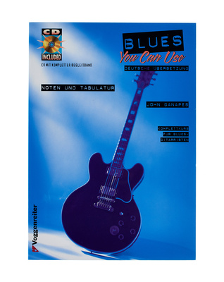 Voggenreiter Verlag Blues You Can use