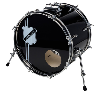 "Millenium 20""x14"" MX200 Serie Bass Drum"