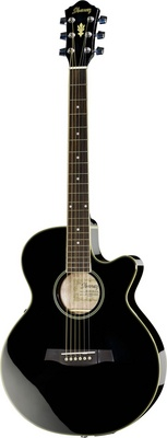 Ibanez AEG8E-BK
