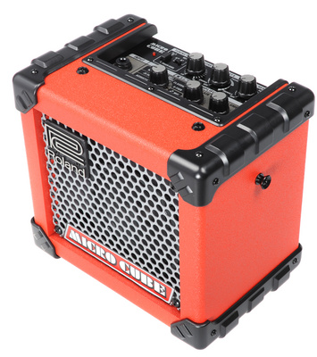 Roland Micro Cube Ltd Red