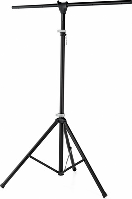 K&M 24620 Alu Lighting Stand Black