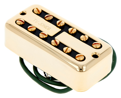 TV Jones Classic Bridge Humbucker Gold