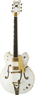 Gretsch G6136DC White Falcon