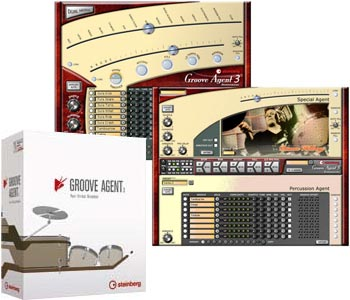 Steinberg Groove Agent 3 virtueller Drummer