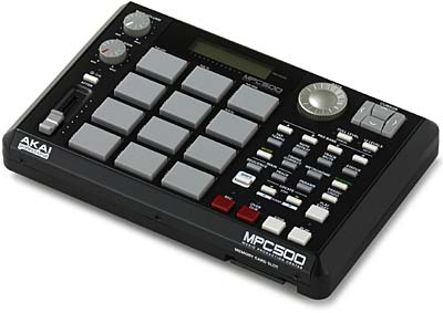 Akai MPC 500 B-Stock