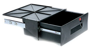 SKB DRW 4 Unit Plastic Drawer