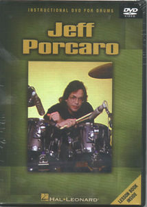Hal Leonard Jeff Porcaro (DVD)