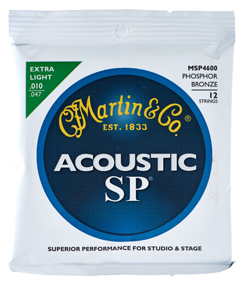 Martin Guitars MSP4600