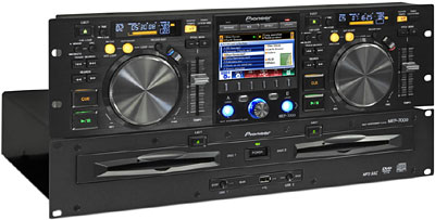 Pioneer MEP 7000 Doppel CD-Player