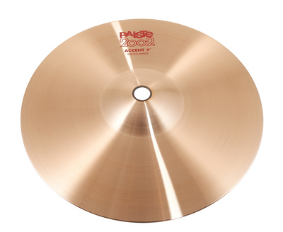 "Paiste 2002 08"" Accent Cymbal"