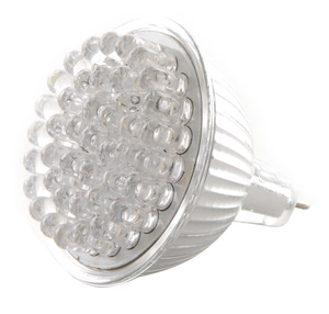 Stairville MR16 61 LED Lamp Warm White