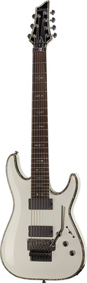 Schecter Diamond C-7 Hellraiser FR WHT