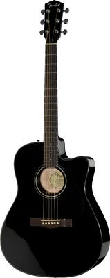 Fender CD-140SCE BK