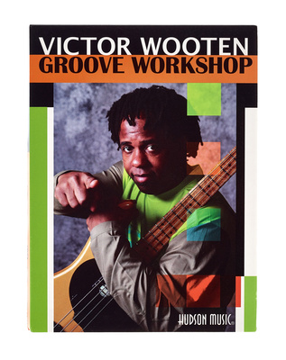 Hudson Music Victor Wooten Groove DVD