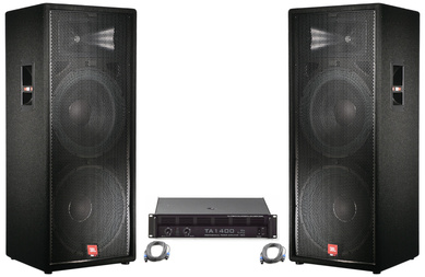 JBL JRX 125 Bundle