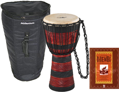"Schalloch 800.M 10"" Djembe Medium Set"