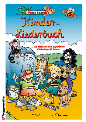 Voggenreiter Kinderliederbuch