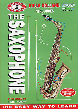 Beckmann The Saxophone The Easy Way DVD