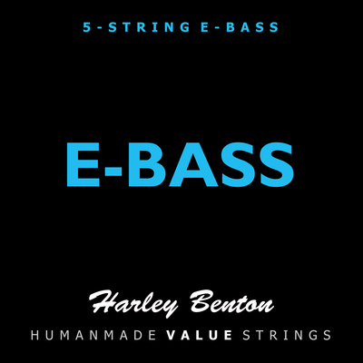 Harley Benton Value Strings Bass 5-String