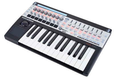 Novation Remote 25 SL MKII Controller Keyboard