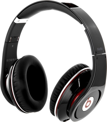 Beats By Dr. Dre Beats Studio BK B-Stock