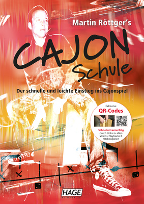 Hage Musikverlag Cajon Schule