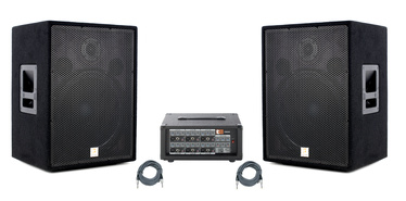 the t.mix PM600 PA-Set 2 MKII
