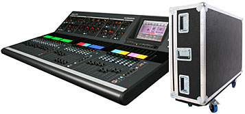 Allen & Heath iLive-T112 - Case Set