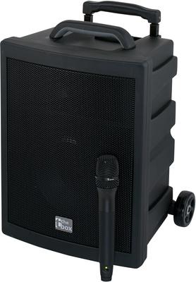 the box MBA75W MKII B-Stock