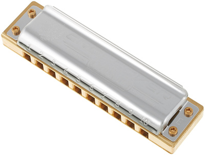 Hohner Marine Band Crossover Bb