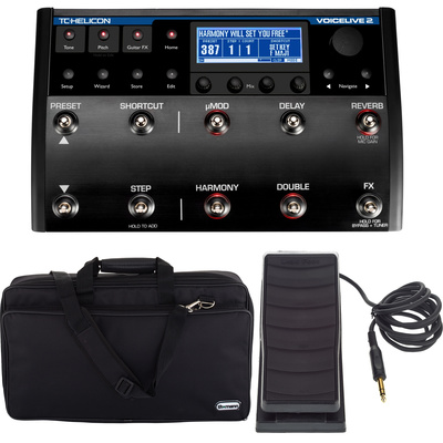 TC-Helicon Voicelive 2 Bundle