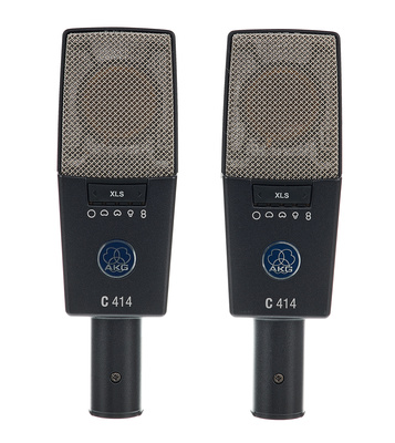 AKG C414 XLS Stereo Set