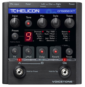 TC-Helicon VoiceTone Create XT B-Stock