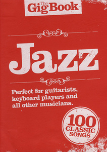 Music Sales Gig Book Jazz