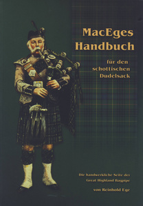 Verlag der Spielleute MacEges Handbuch (Dudelsack)