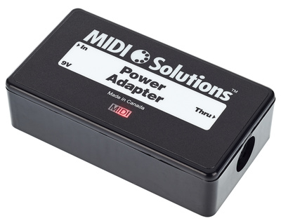 MIDI Solutions Power Adapter