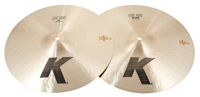 "Zildjian 14"" K-Series Light Hi-Hat"