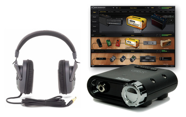 Line6 Pod Studio GX Bundle
