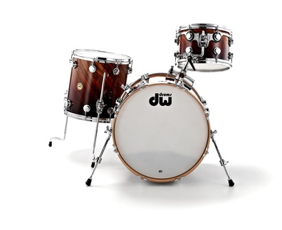 DW Jazz Series -Red Fade o. Olive