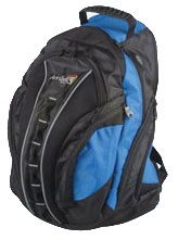 Arriba Cases LS-500 Padded Tech Backpack