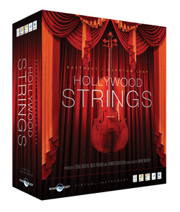 East West QL Hollywood Strings Gold Ed