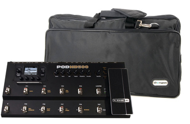 Line6 Pod HD500 Bundle