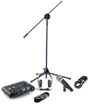 Line6 Pod Studio UX2 Bundle