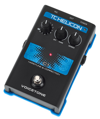 TC-Helicon Voice Tone C1 Vocal-Prozessor