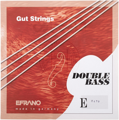 Efrano KB200 G Gut Double Bass String