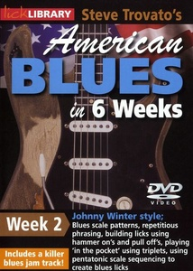 Music Sales American Blues Week 2