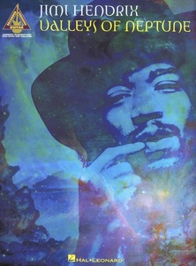 Music Sales Jimi Hendrix Valleys Of